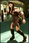 Not the real Xena.